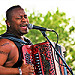 Dwayne Dopsie and the Zydeco Hellraisers at Gumbo Fest