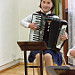 Busting out some Accordian tunes