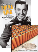 America's Polka King and Batteries Not Included