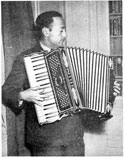 Jascha Heifetz on Accordion
