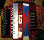 Electronic melodeon