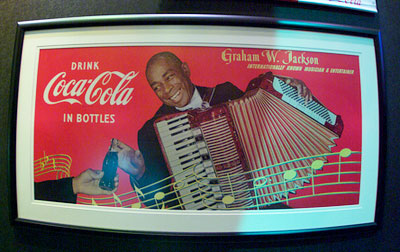 Graham W. Jackson: Internationally Known Musician and Entertainer